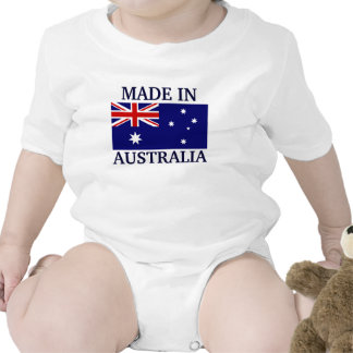 Made in Australia T-shirts