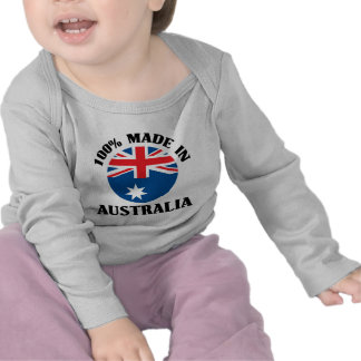 Made In Australia T Shirt