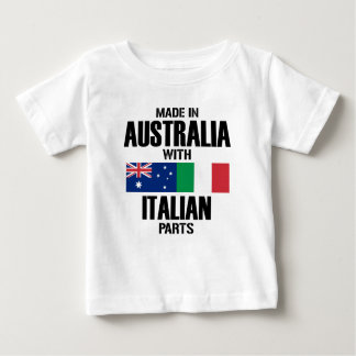 Made in Australia with Italian parts Shirts