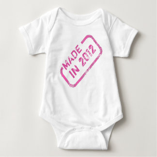 Made IN Baby Bodysuit