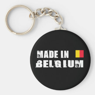 Made in Belgium Key Chains