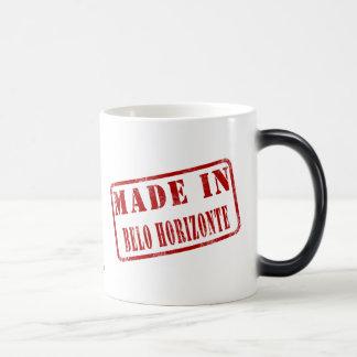 Made in Belo Horizonte Morphing Mug