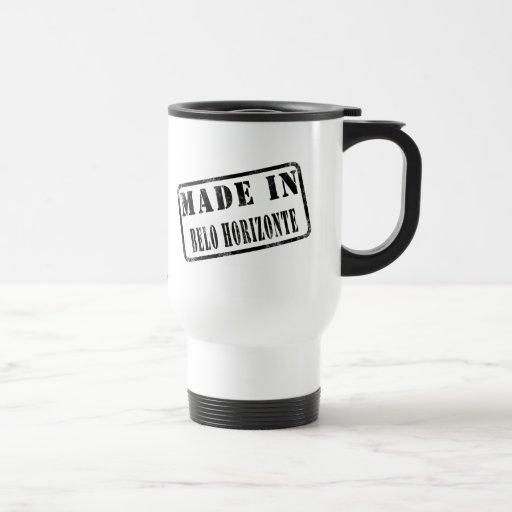 Made in Belo Horizonte Mugs