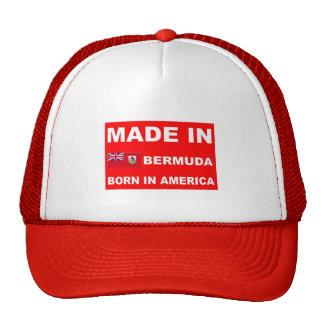 Made in Bermuda Cap