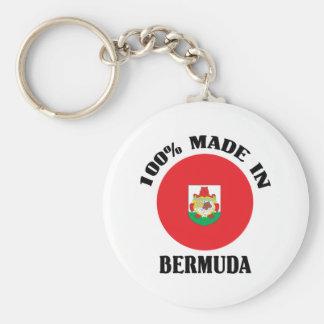 Made In Bermuda Key Ring