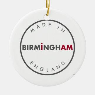 Made in Birmingham Ornament