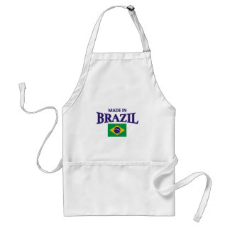Made in Brazil Standard Apron
