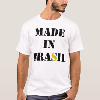 Made In Brazil - T-shirt