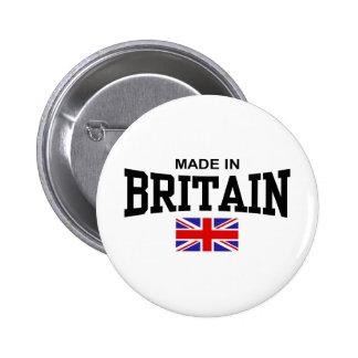 Made In Britain 6 Cm Round Badge