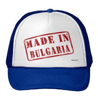 Made in Bulgaria Cap