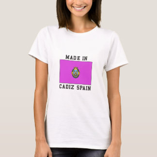 Made In Cadiz Spain T-Shirt
