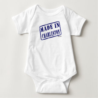 Made in Charleston Baby Bodysuit