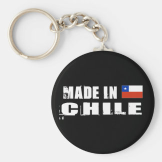 Made in Chile Key Chain