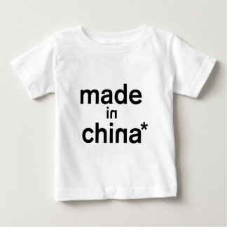 MADE IN CHINA* Apparel Baby T-Shirt