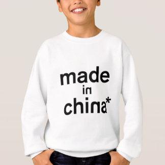 MADE IN CHINA* Apparel Sweatshirt