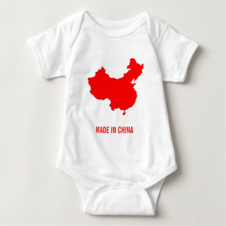 MADE IN CHINA BABY BODYSUIT