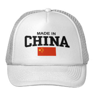 Made In China Cap