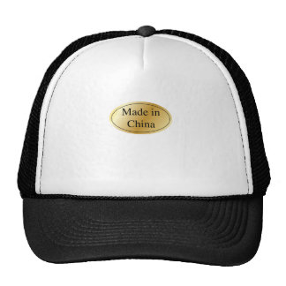 Made in China Mesh Hats
