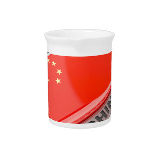 Made in China Pitcher