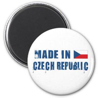 Made in Czech Republic Fridge Magnet