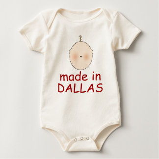 Made In Dallas Texas T-shirt