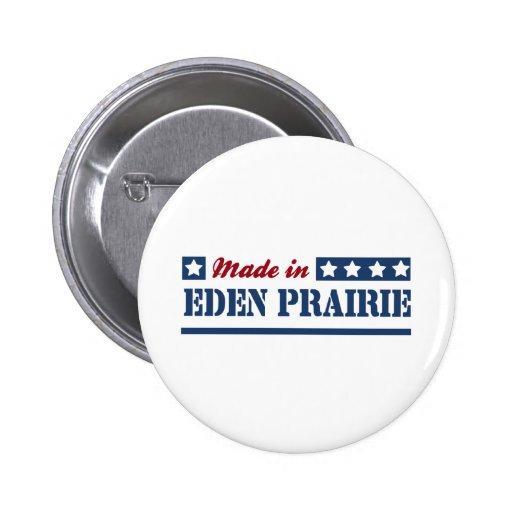 Made in Eden Prairie Pinback Button