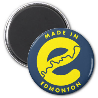 Made in Edmonton Magnet