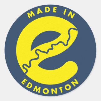 Made in Edmonton Sticker