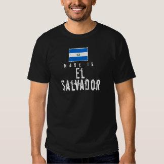 Made In El Salvador - dark Tee Shirts