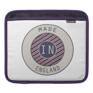 Made in England By Gerrelli iPad Sleeve