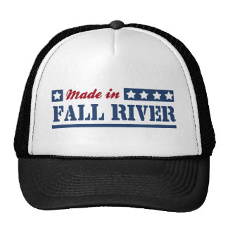 Made in Fall River Mesh Hat