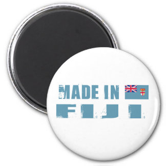 Made in Fiji Refrigerator Magnet