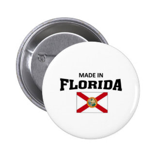 Made in Florida 6 Cm Round Badge