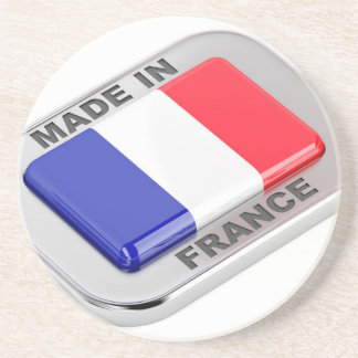 Made in France Coaster