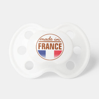 "Made in ...""France"" Dummy"