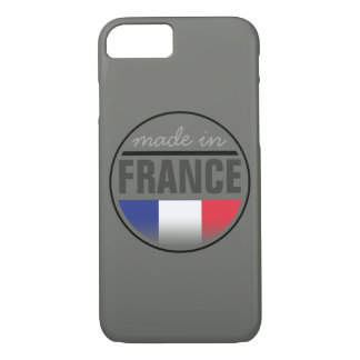 """Made in ...""""FRANCE"""" iPhone 7 Case"""