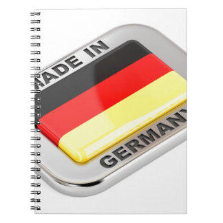 Made in Germany Notebook