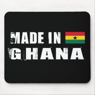 Made in Ghana Mouse Pad