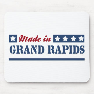 Made in Grand Rapids Mouse Pad