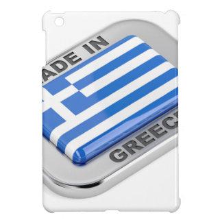 Made in Greece badge iPad Mini Case