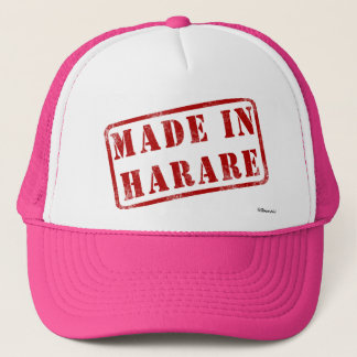 Made in Harare Trucker Hat