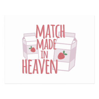 Made In Heaven Postcard