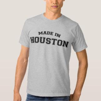 Made in Houston T-Shirt City Born