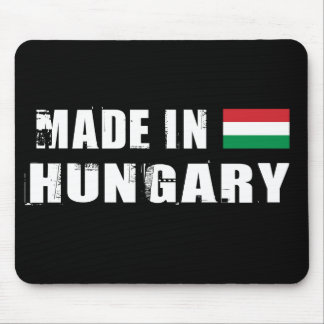 Made in Hungary Mouse Mats