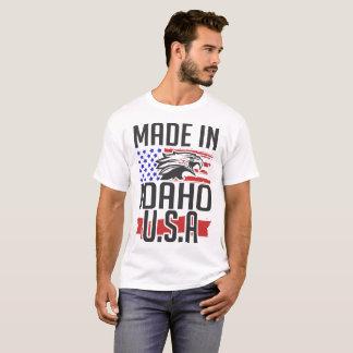 MADE IN IDAHO USA, MADE IN, IDAHO , USA, BORN T-Shirt