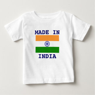 Made in India Baby T-Shirt