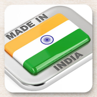 Made in India Coaster