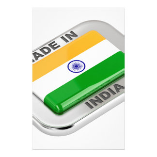 Made in India Stationery