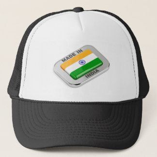 Made in India Trucker Hat