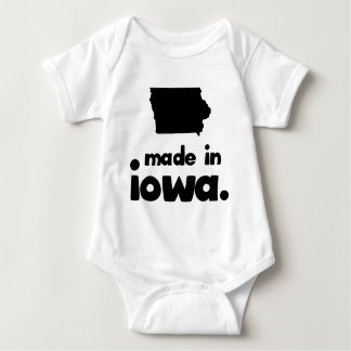 Made in Iowa Baby Bodysuit